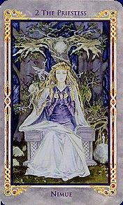 2 The Priestess