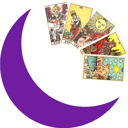 Tarot Moon Logo