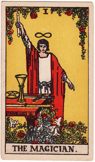 yes-no-the-magician-tarot-card